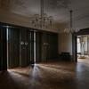 Aristocratic Dining - Former diner in a huge abandoned villa