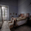 Lucid Dreams - Forgotten bedroom in a heavily decayed villa